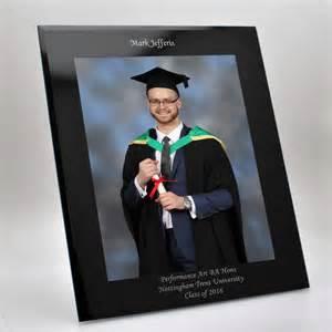 Black Graduation Frame