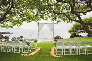 Alisha and dave39s gorgeous hawaii wedding package for Honeymoon packages to hawaii