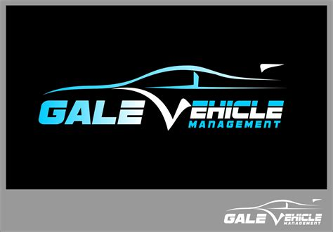 Artistic Logo Design For Gale Vehicle Management