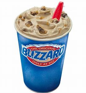 Every Dairy Queen Blizzard U2014ranked