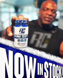 Pin On Ronnie Coleman Signature Series