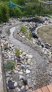 Kleiner Bachlauf Garten : kleiner teich mit bachlauf garten ~ Michelbontemps.com Haus und Dekorationen