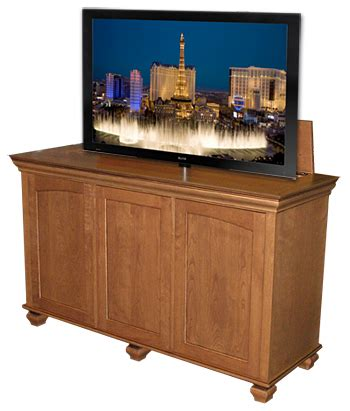 le bloc tv lift cabinet in bedroom tv lift cabinets by cabinet tronix motorized tv cabinets for flat screens home design