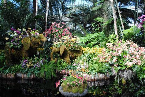 Bronx Botanic Garden by Bronx Botanical Garden Escape Into A Paradise Of Flowers
