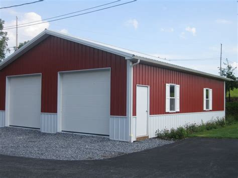 delightful 30x40 garage package 40x60 garage kit pictures to pin on pinsdaddy