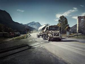 New Volvo Vnr Semi Truck