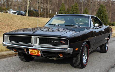 Dodge Charger 1969 by 1969 Dodge Charger 440 R T Se R T Se For Sale 77521 Mcg