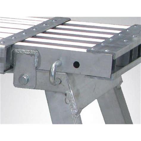 aluminium ladder bunnings gorilla 150kg mighty aluminium platform ladder bunnings