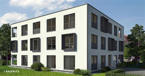 Wohnung Mein Mehrfamilienhaus by 3 Geschossiges Mehrfamilienhaus Als Fertighaus Baufritz