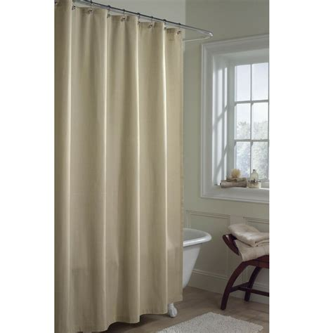 Shower Curtain Liners - maytex fabric shower curtain liner ebay