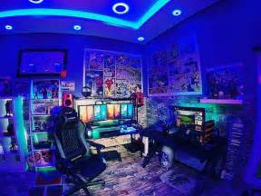 Gamer Room Gaming Setup PC Modding Gaming Rigs