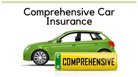 What Is Comprehensive Car Insurance Kenya