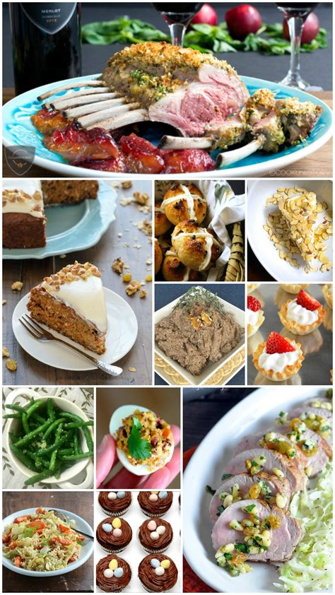 kitchen dinner ideas 35 easy easter recipes rants from my kitchen