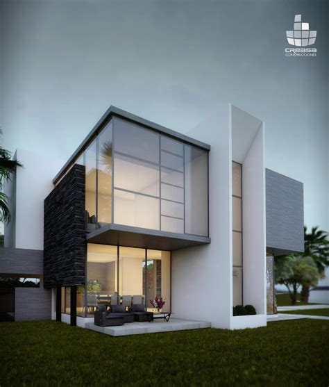 Creasa  Modern Architecture  Pinterest  Villas, House