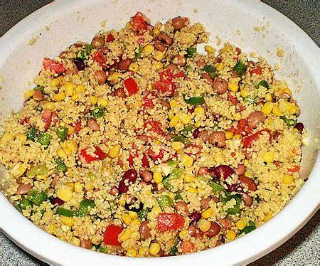 cuisiner un couscous salade de couscous recettes a cuisiner le meilleur