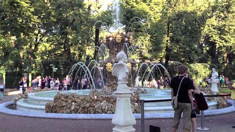 Summer Garden, St Petersburg Russia Youtube