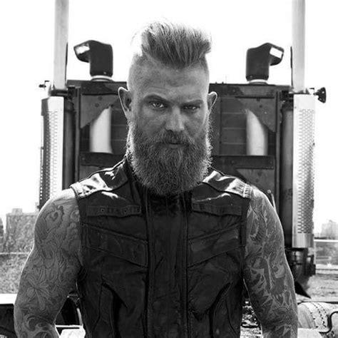 Undercut with Beard   Men's Hairstyles   Haircuts 2018