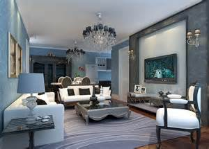 Interior Home Designing An Interior Design Tribute To Blue