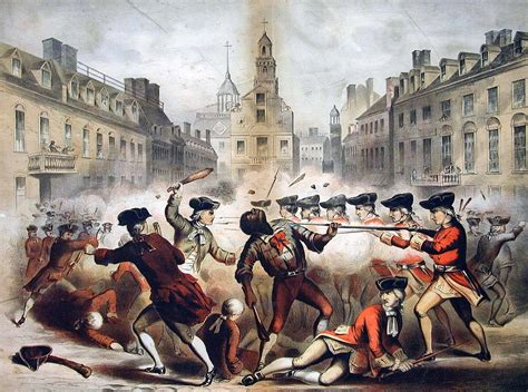Boston Massacre by Quotes By Colonists Boston Massacre Quotesgram
