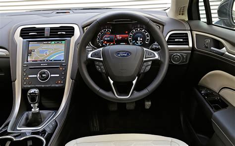First Drive review: 2015 Ford Mondeo Vignale