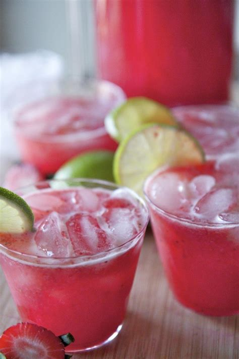 margarita recipes strawberry margarita recipe dishmaps