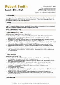 education objectives for resume chief of staff resume samples qwikresume