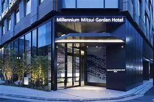 millennium mitsui garden hotel tokyo tokyo With katzennetz balkon mit mitsui garden hotel ginza