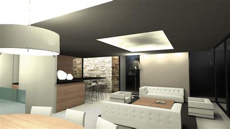 interieur maison moderne architecte decoration interieur cuisine moderne