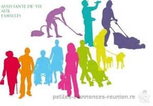 Assistante De Vie by Petite Annonce Assistante De Vie Aux Famille 24 24 206 Le