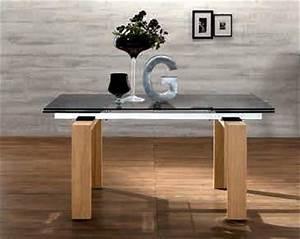 Table à Manger Verre Et Bois : table manger en bois tous les fournisseurs de table manger en bois sont sur ~ Teatrodelosmanantiales.com Idées de Décoration