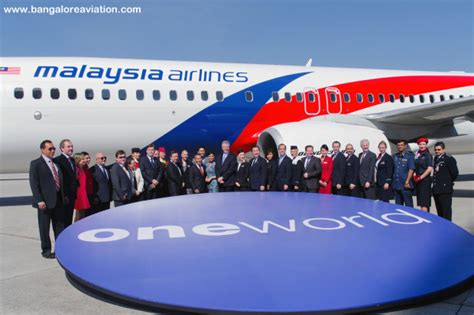 Malaysia Airlines Joins Oneworld, Unveils