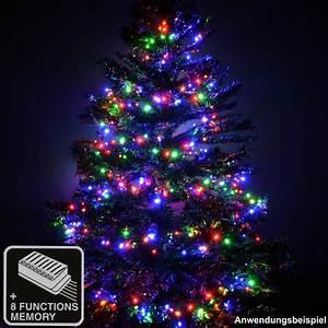 Lichterkette Weihnachtsbaum Außen : led lichterkette weihnachtsbaum 1 5 3m 400 1200led bunt 8funktionen ip44 ebay ~ Orissabook.com Haus und Dekorationen