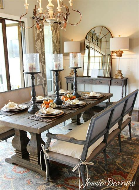 fall dining table decorations 39 best dining room decorating ideas images on pinterest