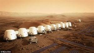 Mars One claims to have 'solved' how humans will survive ...