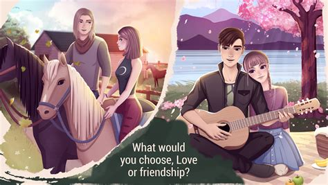 love story games teenage drama  pc  memu