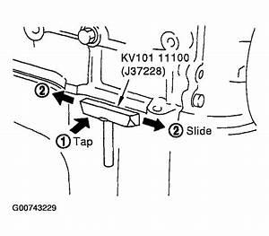 2002 Infiniti Q45 Serpentine Belt Routing And Timing Belt