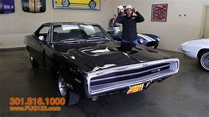 1970 Dodge Charger Hemi R  T For Sale With Test Drive