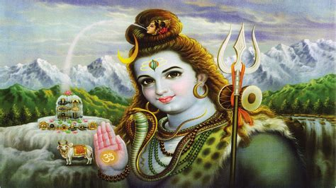 Lord Shiva Wallpapers ·①