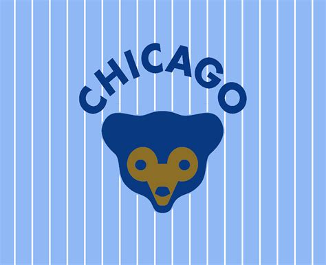Chicago Cubs Logo for Desktop