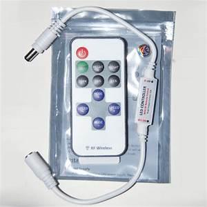 Variateur Pour Led : mini variateur pour strip led 1 couleur 144w max deco ~ Edinachiropracticcenter.com Idées de Décoration
