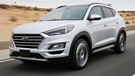 news  hyundai tucson arrives   scene