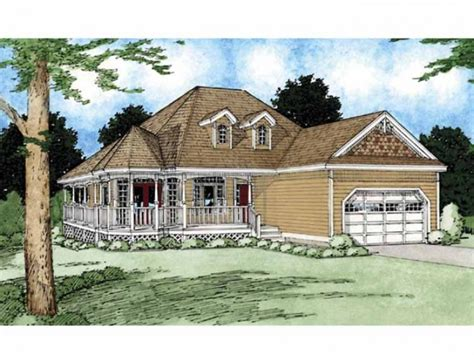 square house plans with wrap around porch eplans country house plan appealing wrap around porch