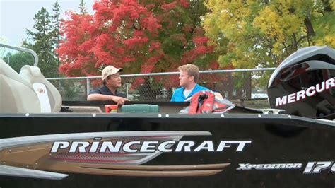 Small Boat Electronics by Installing Fishing Electronics For Small Boats Powerboattv