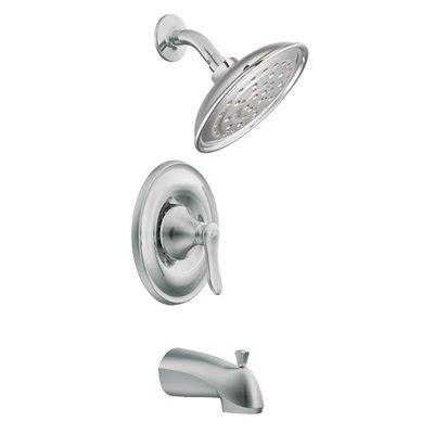 moen quinn kitchen faucet moen quinn single handle tub and shower faucet w 7 in