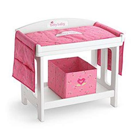 baby alive changing table american dolls changing table set dont have much