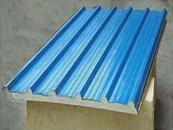 puff insulation profile panel sheet puff insulated