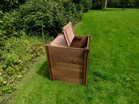 wooden compost bin wooden modular composter large 1157
