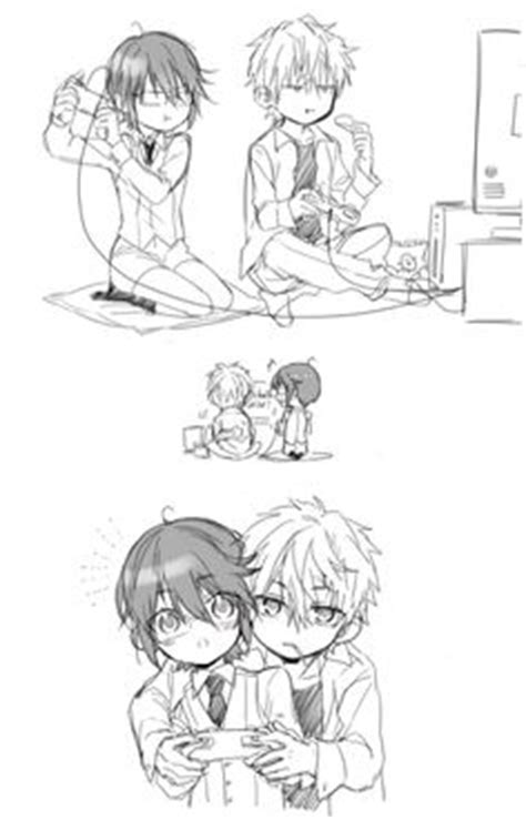 anime couple playing video games 1000 images about project k on pinterest k project k