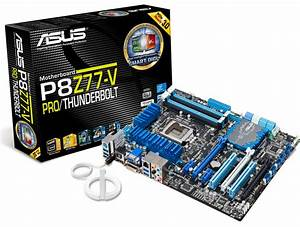 Asus Launches First Intel Thunderbolt Certified Motherboard