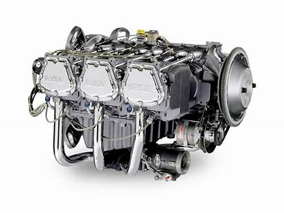 Engine Lycoming Aircraft Motor Piston Engines Series